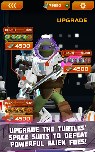 TMNT: Battle Match - screenshot