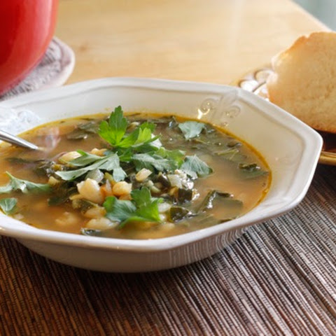 Thanksgiving Detox/Beans & Greens Soup