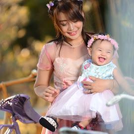 Smilleee by Dedi Triyanto  - Babies & Children Children Candids