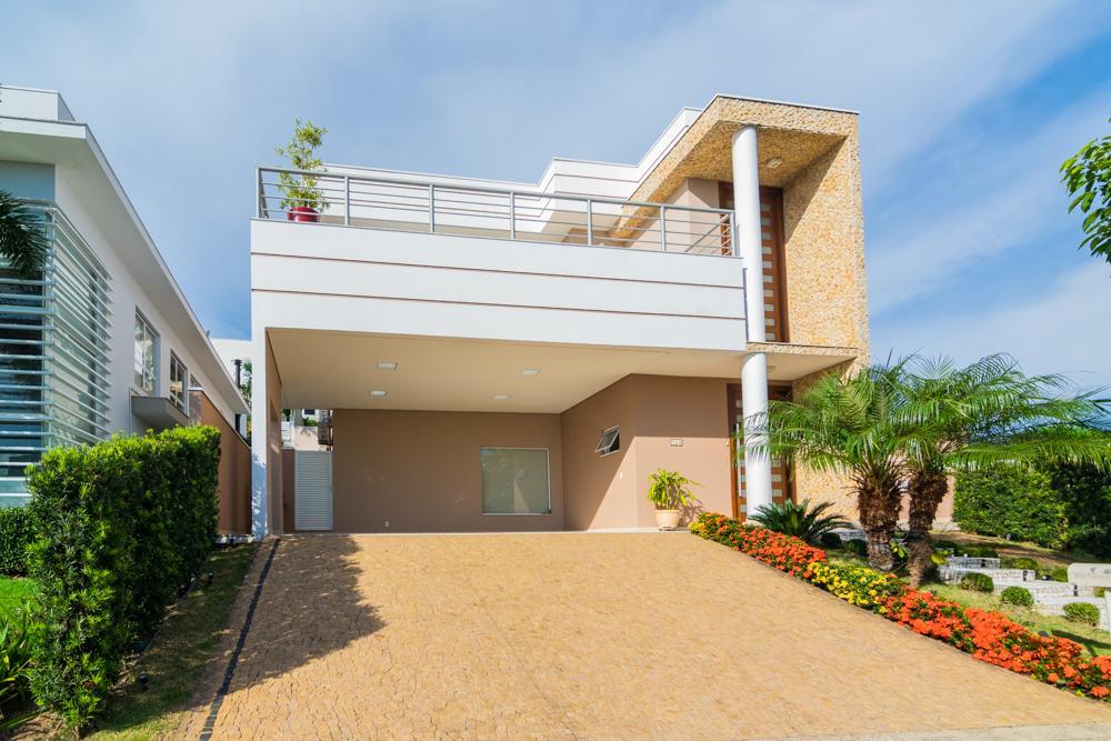 Casa com 4 suítes, mobiliada, de 336 m² no Condomínio Jardim Vila Paradiso - Indaiatuba/SP