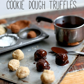 Cookie Dough Truffles Without Sweetened Condensed Milk Recipes