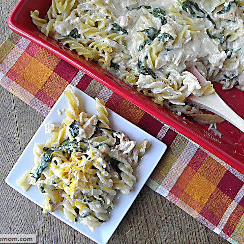 Lean Turkey Tetrazzini (Leftover)