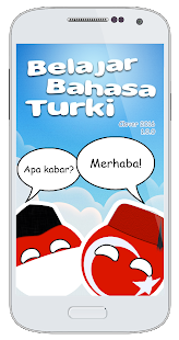 Belajar Bahasa Turki - screenshot