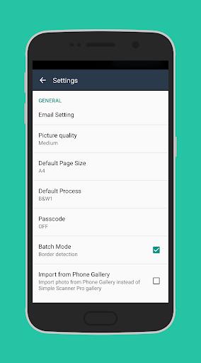 Simple Scan - PDF Scanner App screenshot 12