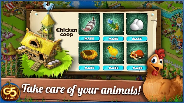 Farm Clan: Farm Life Adventure APK screenshot thumbnail 9