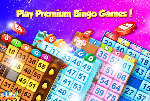 Bingo Bash - Bingo & Slots screenshot 1