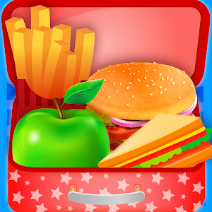 High School Lunch Box Maker For PC (Windows & MAC)