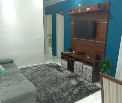 Apartamento com 2 dormitórios à venda, 49 m² por R$ 185.000,00 - Jardim Santa Terezinha - Sumaré/SP
