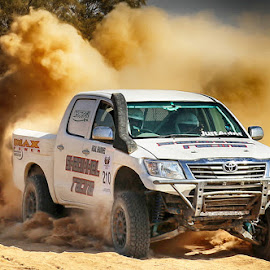 Faisal by Abdul Rehman - Sports & Fitness Motorsports ( thrill, sand, adventure, cholistan, dust, dangerous,  )