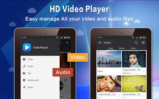HD Video Player - Media Player screenshot 10