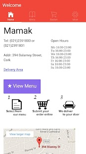 Mamak Takeaway - screenshot