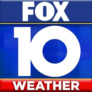 FOX10 Weather Mobile, Alabama For PC