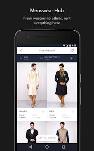 Flyrobe - Fashion on Rent APK for Bluestacks