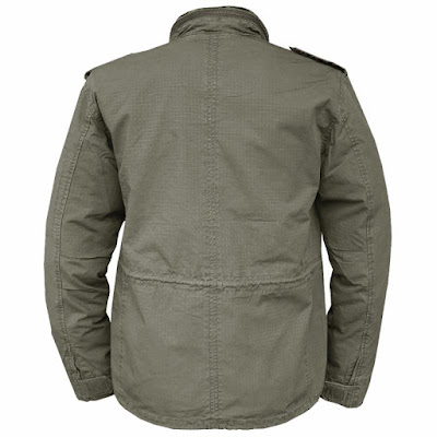 Куртка CRANFORD JACKET - Vintage Industries - тёмно-оливковый