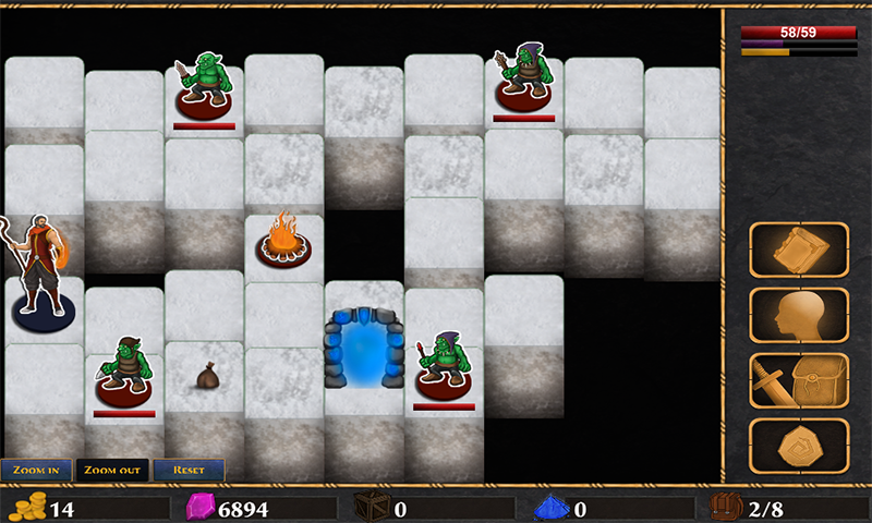 Greenskin Invasion Roguelike Screenshot 2