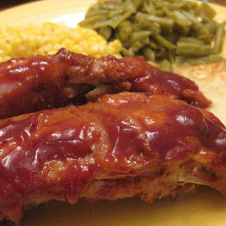 Sweet Baby BBQ Ribs (Oven-Baked)