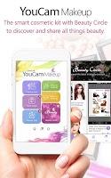 Screenshot of YouCam Makeup -Makeover Studio