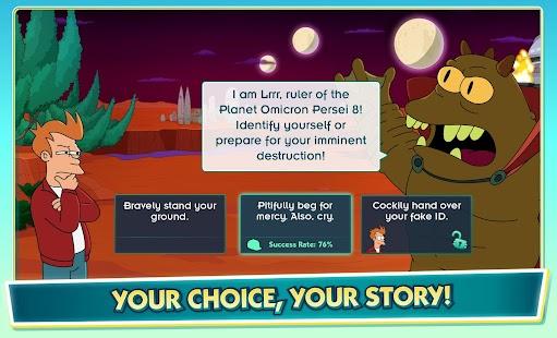 Game Futurama: Worlds of Tomorrow APK for Windows Phone