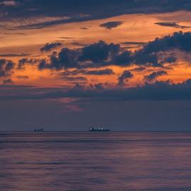 sunset by Gary Lu - Landscapes Sunsets & Sunrises ( gary lu, sunset )