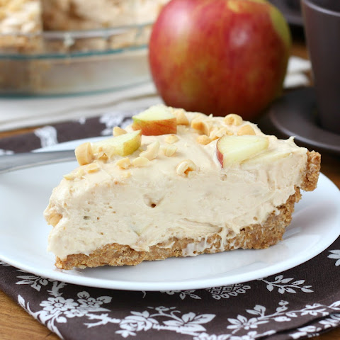 Apple Peanut Butter Oatmeal Cookie Cheesecake