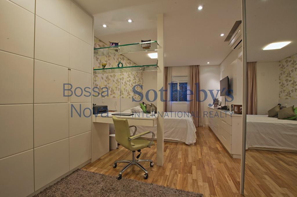 Sofisticado apartamento em Campo Belo