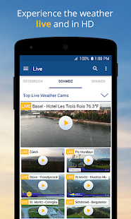 App wetter.com - Weather and Radar APK for Windows Phone