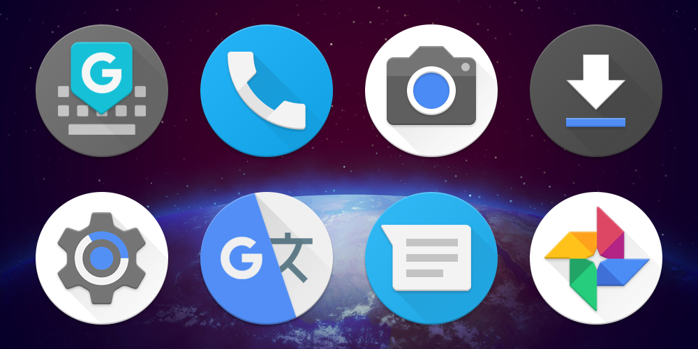 Dives - Icon Pack Screenshot 8