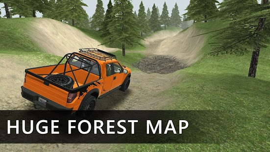 Off-Road: Forest Screenshot