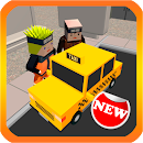 Taxi Game: Pixel Passengers icon