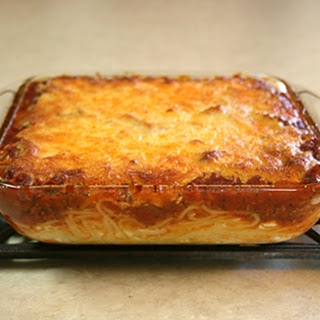 Spaghetti Pie With Cottage Cheese Recipes