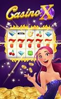 Screenshot of Casino X - Free Online Slots