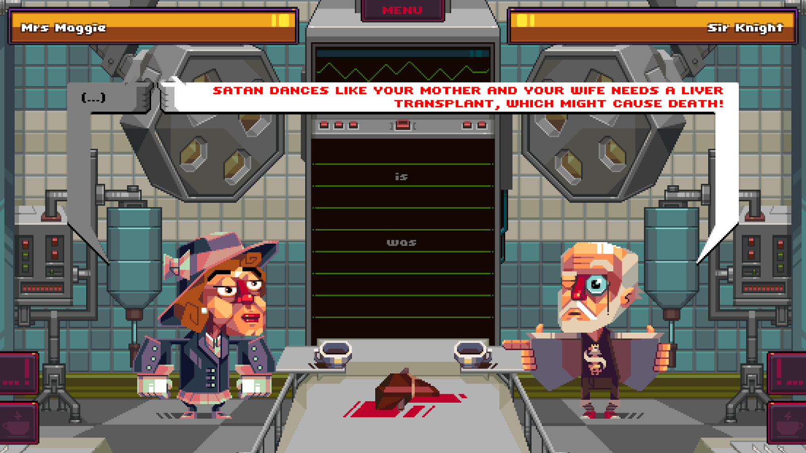 Oh...Sir! The Insult Simulator Screenshot 5