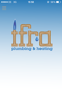 Ifra Plumbing and Heating Ltd - screenshot