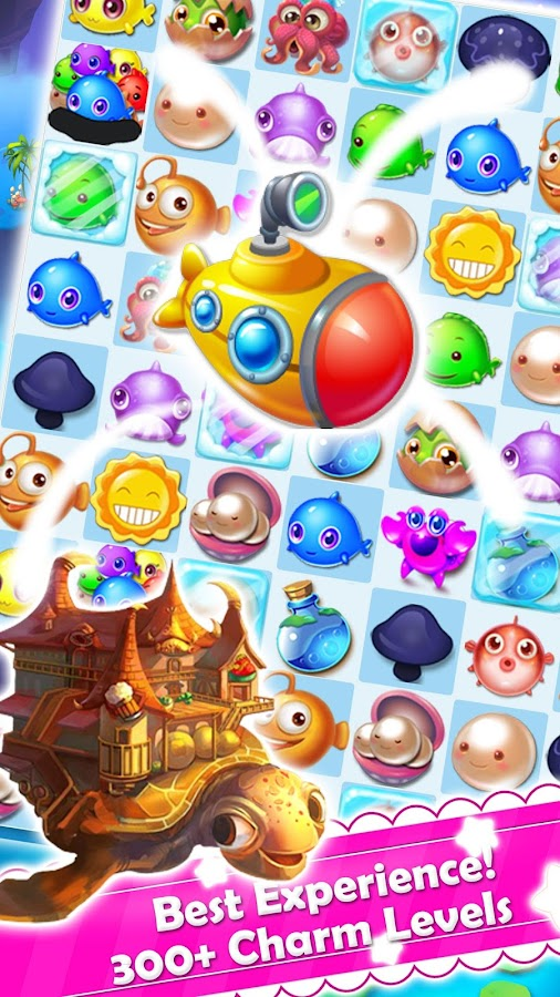 Charm Fish - Fish Mania Screenshot 1