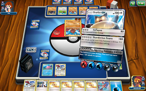 Pokémon TCG Online APK for Lenovo