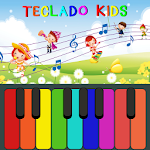 Teclado Kids Icon
