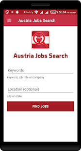 Austria Jobs - Jobs in Austria - screenshot