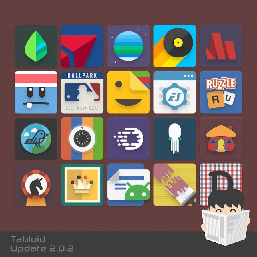 Tabloid Icon Screenshot 7