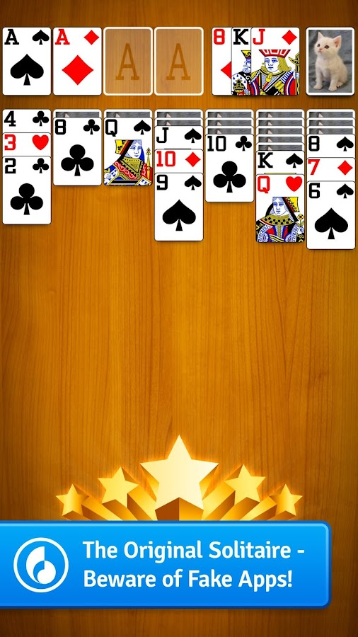 Solitaire Screenshot 2