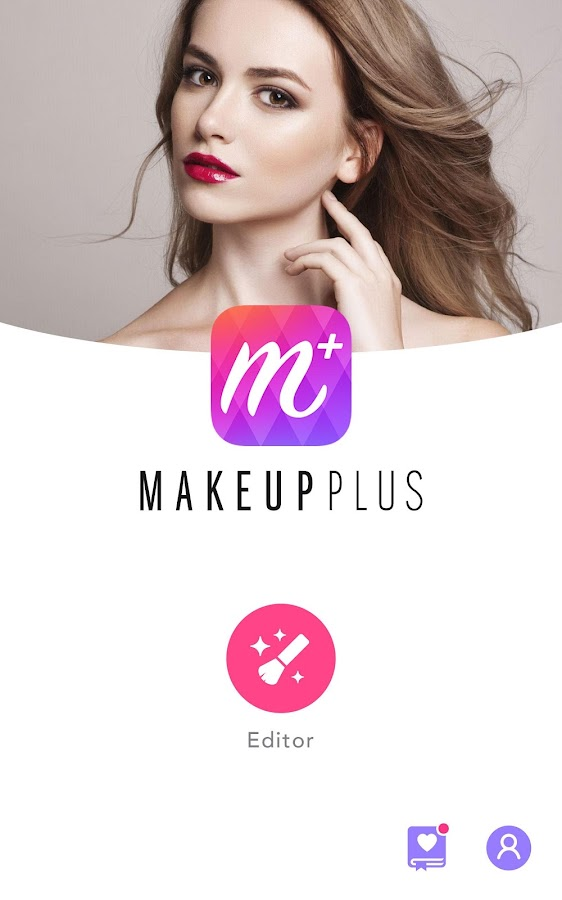 MakeupPlus - Makeup Editor Screenshot 5
