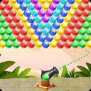 Game Bubble Shooter Treasure APK for Windows Phone