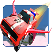 Download Futuristic Robotic Flying Car APK on PC