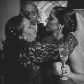 I'll be fine, mom. by Carlos Castro - Wedding Reception