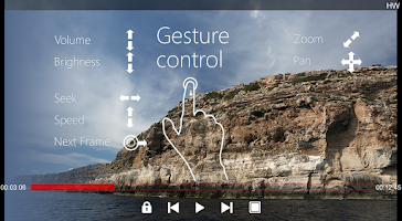 Screenshot of Media Player (Play Video HD)
