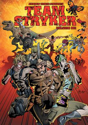 Team Stryker Volume 001