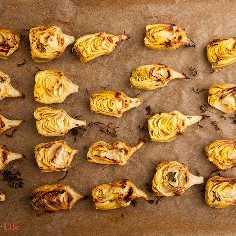 Roasted Artichoke Hearts Recipes | Yummly