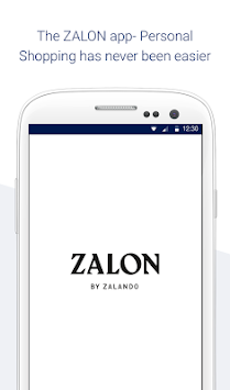 Zalon - Personal Shopping App APK screenshot thumbnail 6