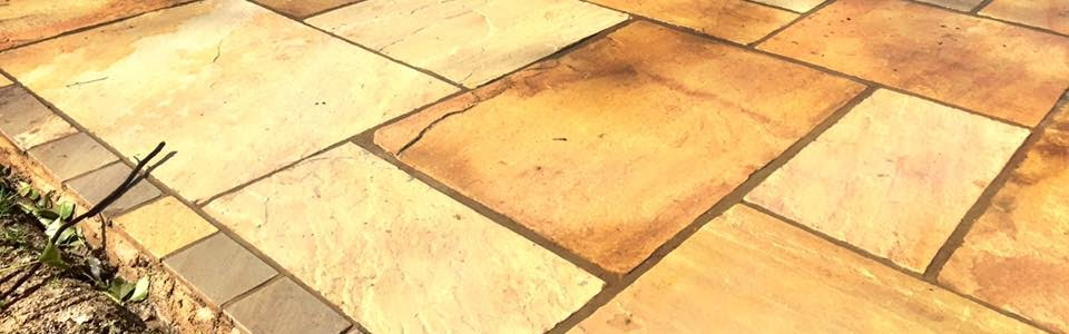 Paths & Patios by Classical Landscapes in Farnham