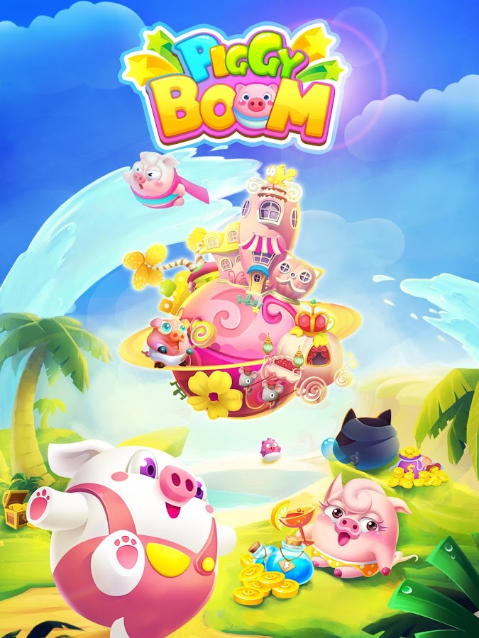 Piggy Boom Screenshot 16