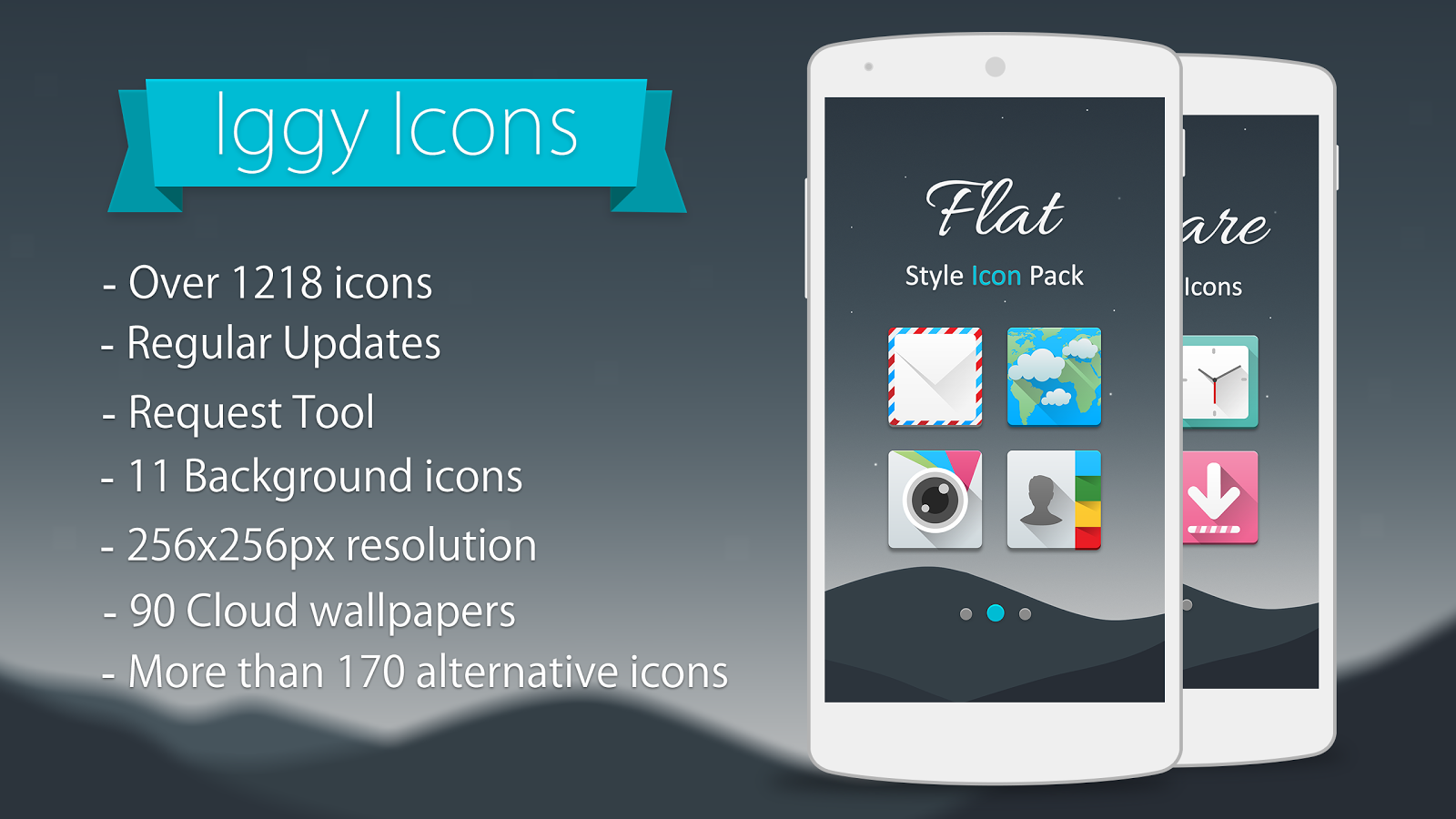 Iggy-Icon Pack Screenshot 0